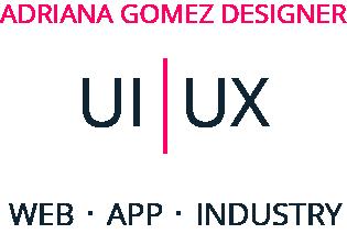 Adriana Gomez Web App Industry UI Designer
